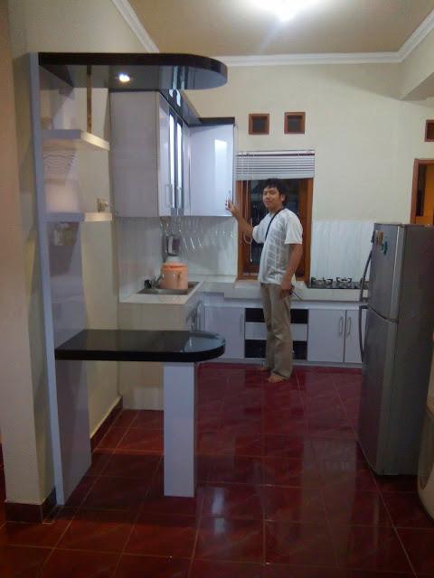 Gambar Kitchen Set Minimalis Bekasi Utara