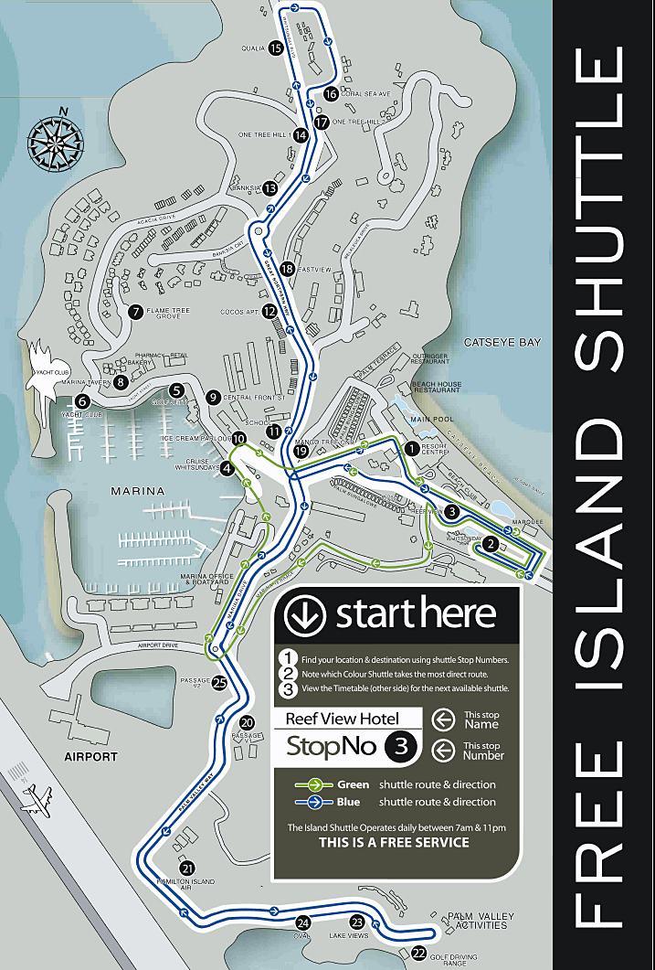 聖靈群島-漢密爾頓島-巴士-公車-路線地圖-免費-景點-推薦-交通-遊記-自由行-行程-住宿-旅遊-度假-一日遊-澳洲-Hamilton-Island-Whitsundays