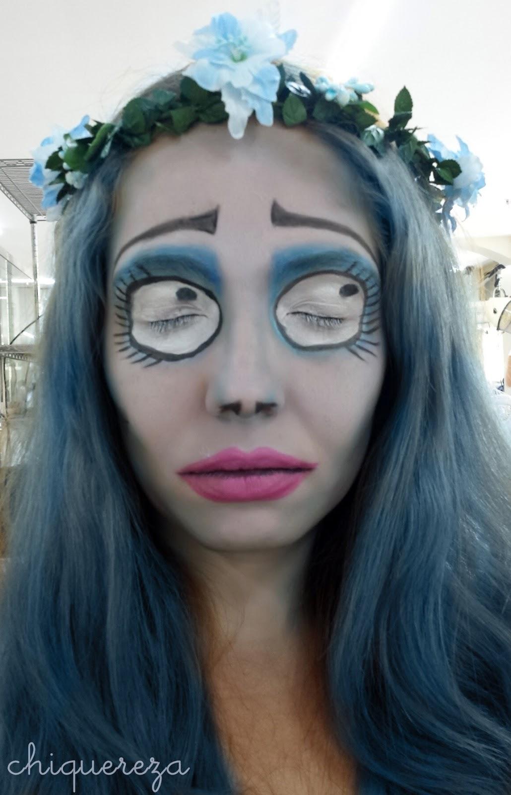 maquiagem noiva cadaver, curso senac maquiador profissional