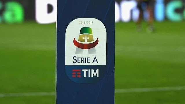 Daftar Pertandingan Liga Italia Serie A Pekan Ke 34