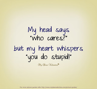Im Confused Love Quote...