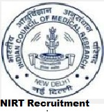 NIRT Recruitment 2017, www.nirt.res.in