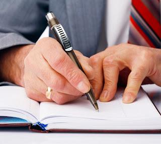 Wasiat perlu ditulis atas kertas. Tak boleh hanya percakapan