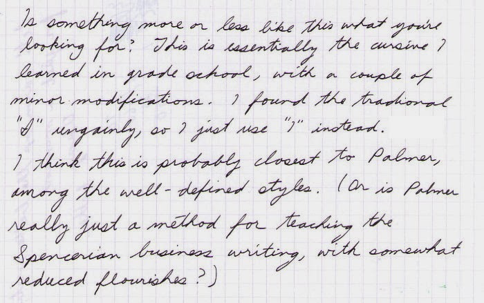 dyslexia and handwriting
