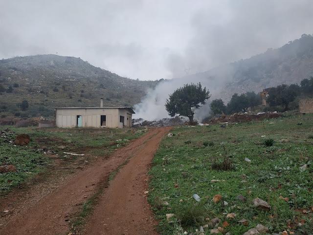 Γιάννης Γεωργόπουλος: Η φωτιά είναι καλός υπηρέτης μα κακός αφέντης