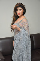 Actress Sony Charistha Latest Pos in Silver Saree at Black Money Movie Audio Launch  0009.jpg
