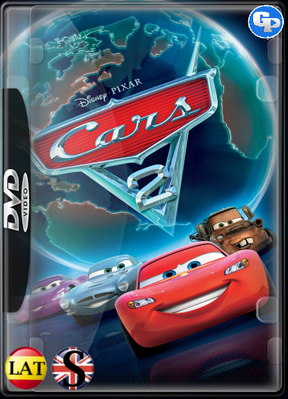 Cars 2 (2011) DVD5 LATINO/INGLES