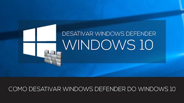 [التقنية]  طريقة إيقاف ويندوز ديفاندر Windows defender في أربعين ثانية فقط