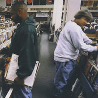 The Top 10 Albums Of The 90s: 07. DJ Shadow - Endtroducing.....