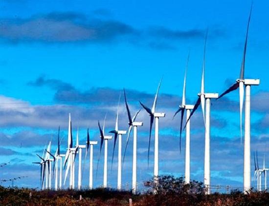 Resultado de imagem para Geração de energia eólica