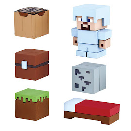 Minecraft Survival Pack Other Figures
