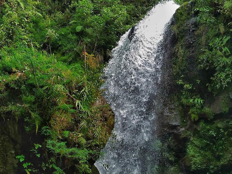 Curug Cihanjuang Tempat Wisata di Tasikmalaya Terbaru