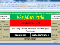 DOWNLOAD ARKABOS TAHUN 2016