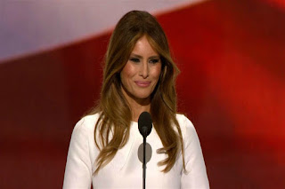 Melania Trump convention speech - plagiarism or common themes
