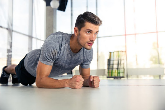 Men's Healthy Guru: Why Exercise is Important If YOU Suffer from ED?