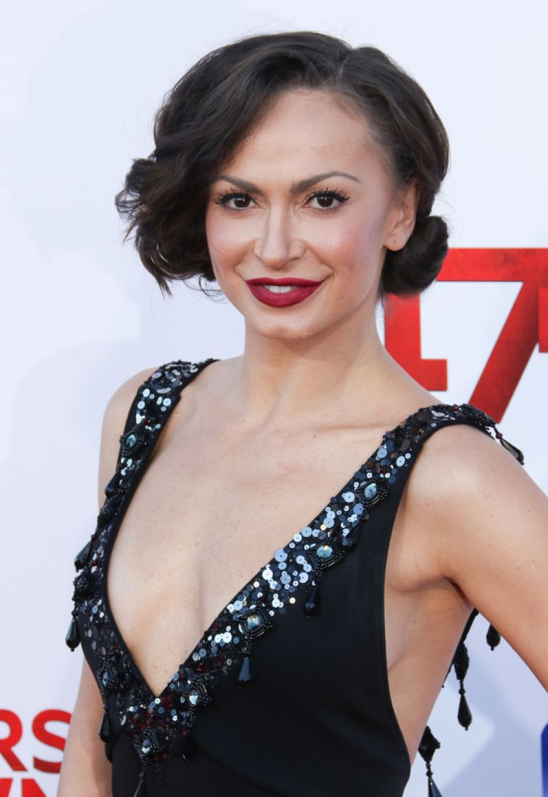 Karina Smirnoff Nude Photos 9