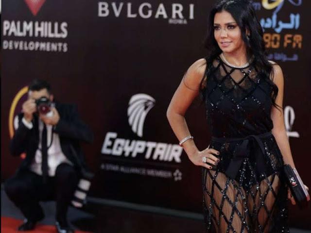 Pakai Gaun Terbuka, Aktris Mesir Rania Youssef Akan Diadili
