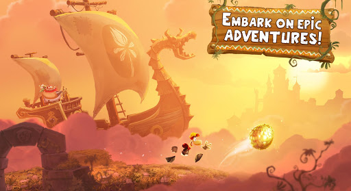 Rayman Adventures apk downloaf for Android