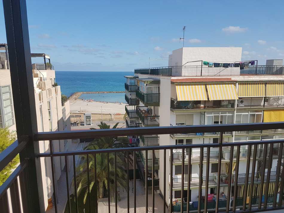 apartamento en alquiler calle les barraques benicasim terraza1