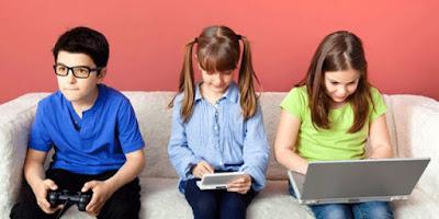 Ragam Efek Positif Pilihan Gadget Anak