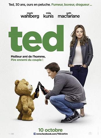 Gấu Bựa Ted - Ted