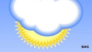 Previsão do tempo na Região Sul 01/04 e 02/04