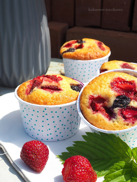 jogurtowe-muffinki-łatwe