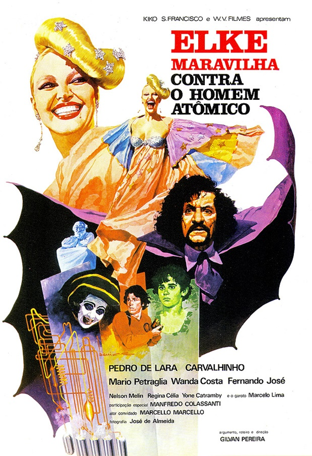 Ilustrações de Benício para o cinema, José Luiz Benício, Ilustrações de Benício