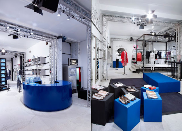 Green Pear Diaries, interiorismo, retail, pop up store, Colette x Chanel, Colette, Chanel, Paris