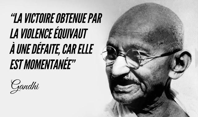 Gandhi cirtations