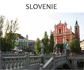 My Travel Background : Voyage Europe Slovenie