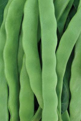 Romano Beans - Green Beans