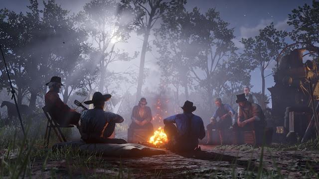 شركة Take-Two متخوفة من المنافسة للعبة Red Dead Redemption 2 و تكشف عن عدة حقائق …