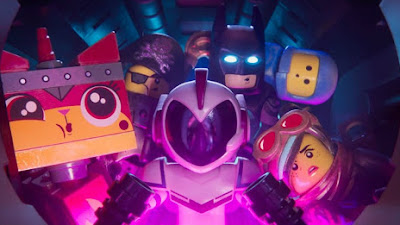 The Lego Movie 2: The Second Part Pitch Meeting