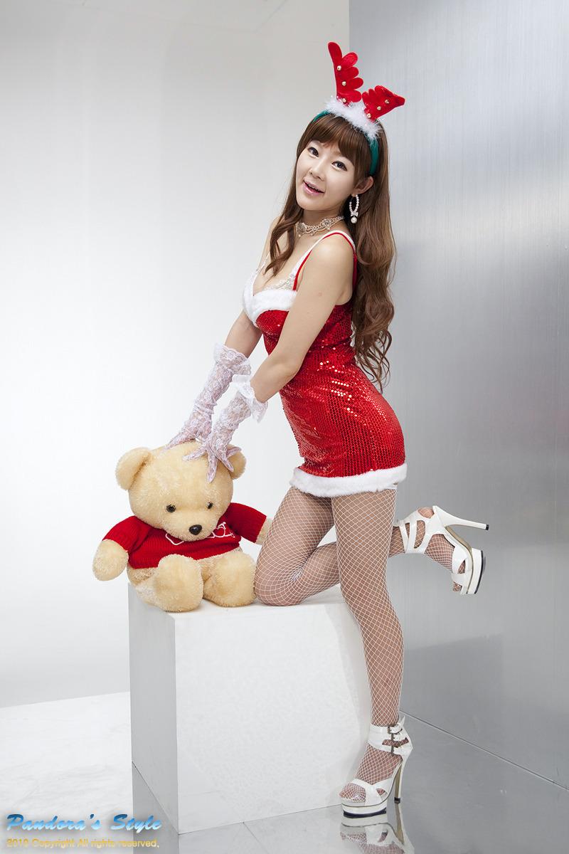 [Ji Yeon Soo] 2010.12.12 - Santa