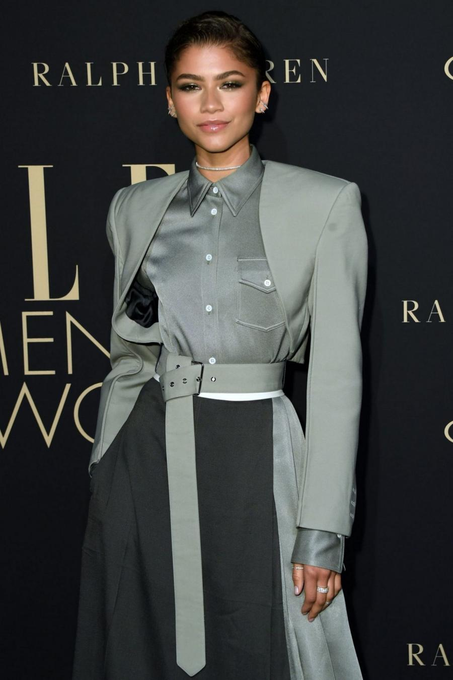 Zendaya at ELLE's 2019 Women In Hollywood Event