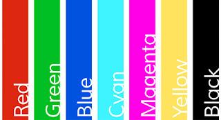 Warna CMYK dan RGB
