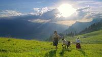 Sulle orme di Heidi: Maienfeld – Villaggio di Heidi – Alpe di Heidi (Ochsenberg)