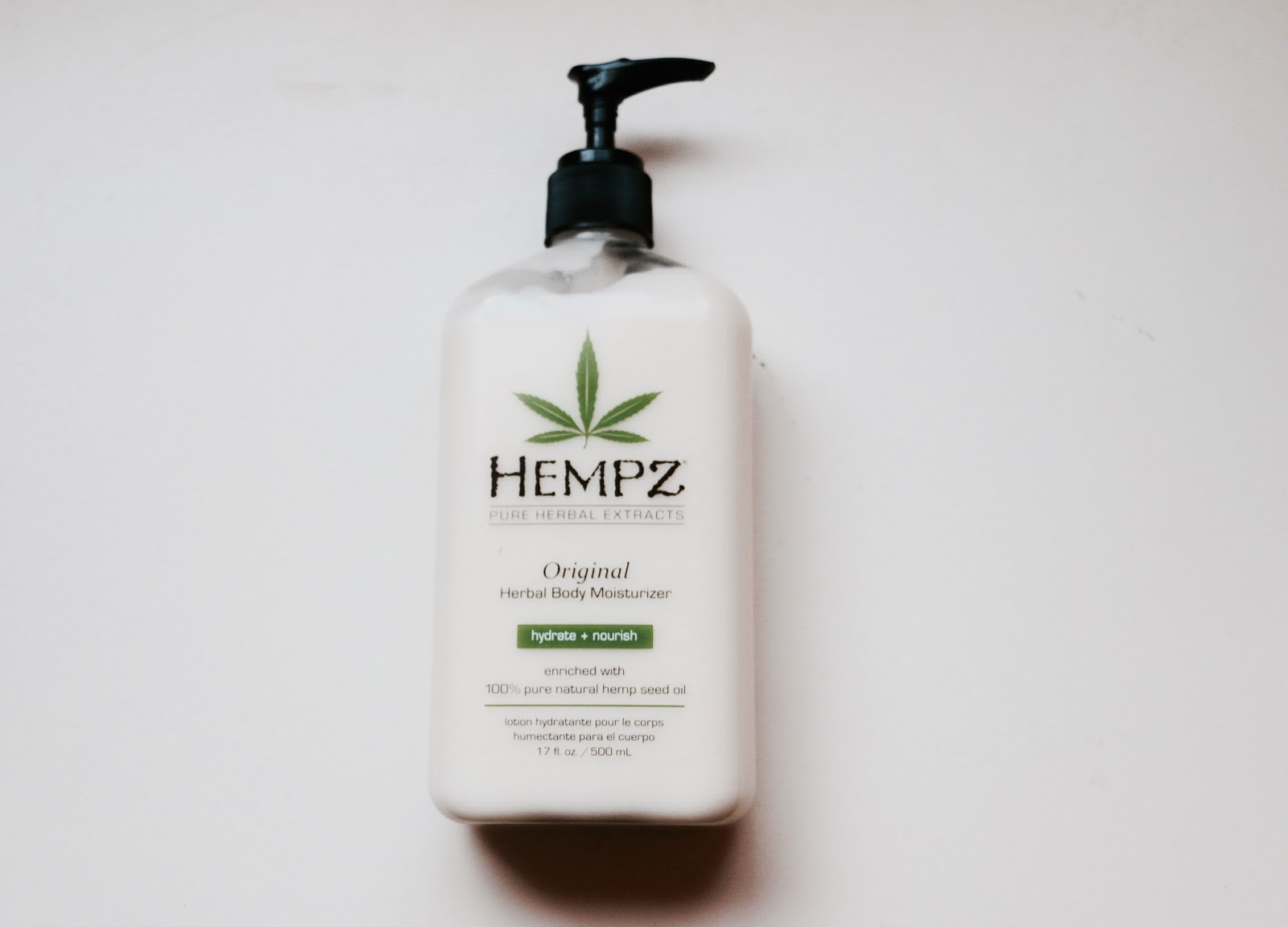 Hempz Lotion - Feather + Steele