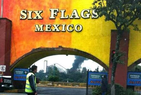 5bb47aa913f8 SIRE: INCENDIO EN SIX FLAGS - MEXICO