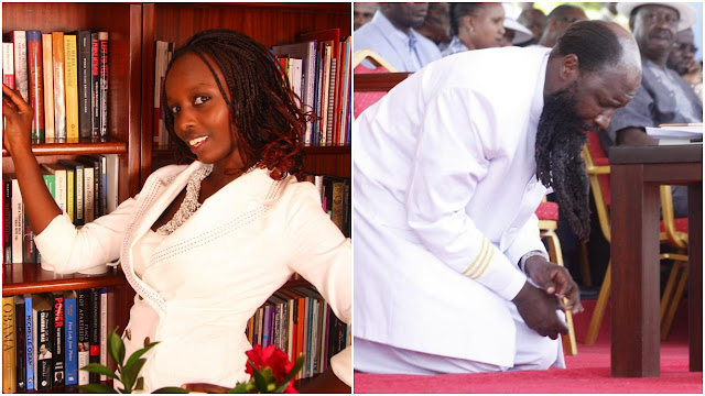 Here's Why Njoki Chege Is Facing The Wrath Of Dr David Owuor