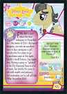 My Little Pony Filthy Rich Series 2 Trading Card