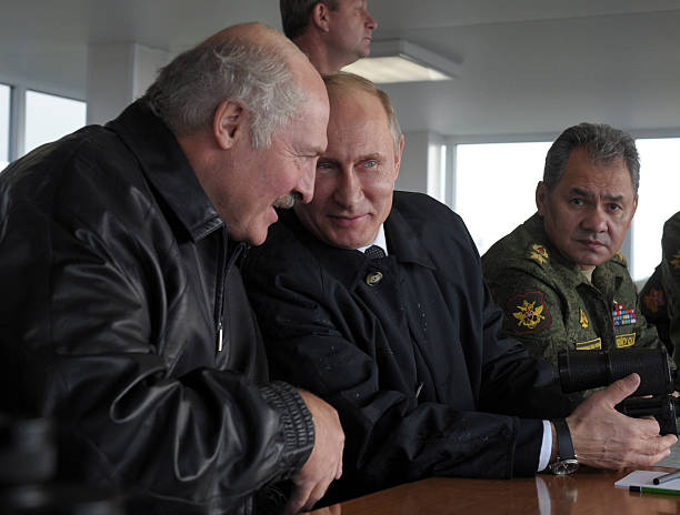 The Union States Of Russia May Absorb Belarus
