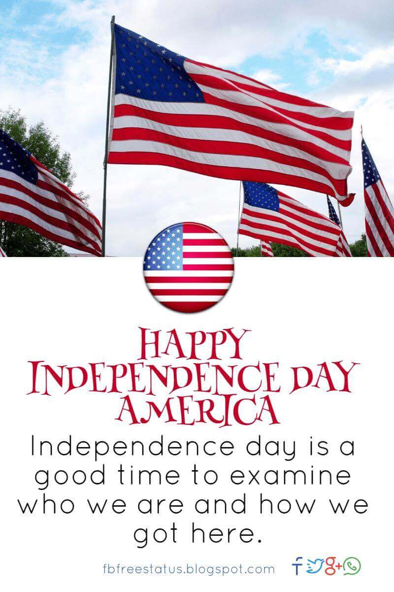 Happy 4th Of July Message,