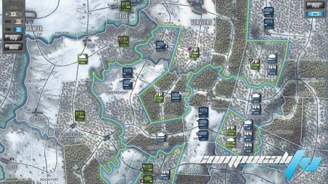 Battle of the Bulge PC Full Español