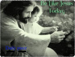 60s Devotional - Becoming Like Jesus 1