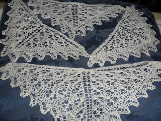 free doll shawl pattern