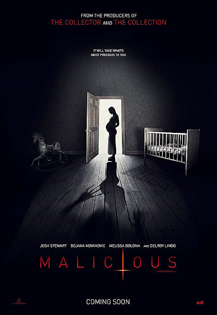 Sinopsis Film Horror Malicious (2018)