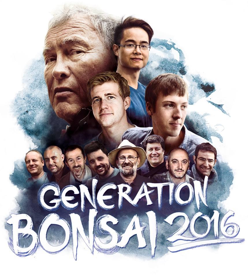 Walter Pall Bonsai Adventures Generation Bonsai 2016 Don T Miss It