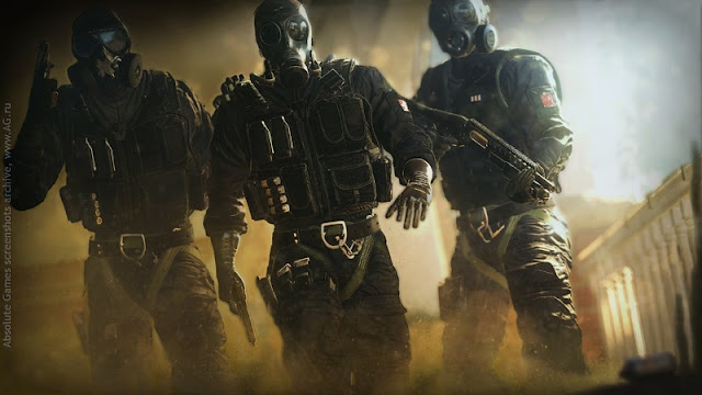 Tom Clancys Rainbow Six Siege Torrent